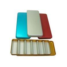 Cutie aluminiu 6 compartimente Endomodule