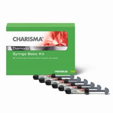 Trusa compozit Charisma Diamond Basic Kit