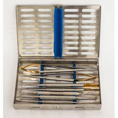 Trusa 7 instrumente pentru MicroChirurgie